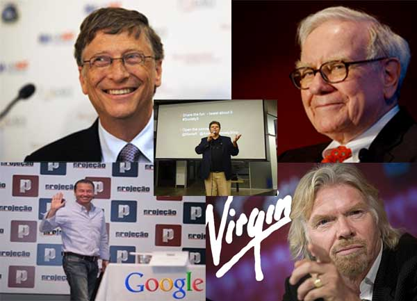 Khởi nghiệp với 7 bài học từ doanh nhân nổi tiếng
