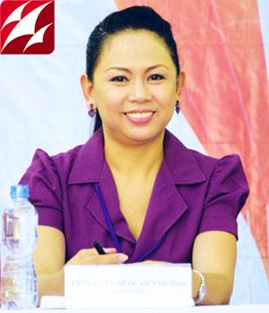 Tiến sĩ Nguyễn Ngọc Quỳnh Dao