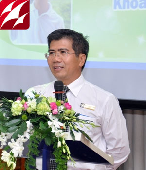 PGS-TS Nguyễn Ngọc Vinh