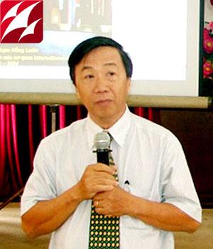 Phó giáo sư - Tiến sĩ Phạm Hồng Luân