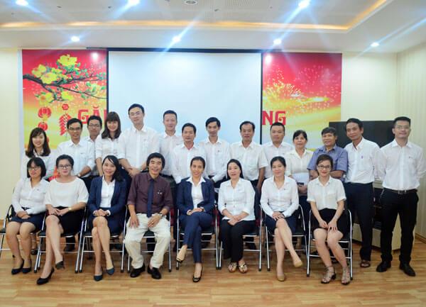 Tổ chức khóa học Tái cấu trúc tư duy tại SICC chi nhánh Miền Trung