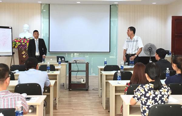 Tổ chức khóa Phân tích đầu tư và kinh doanh chứng khoán tại SCIC