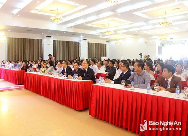 Giao lưu doanh nhân 4 tỉnh Bắc miền Trung