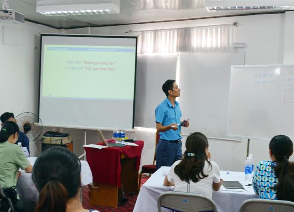Khai giảng khóa Quản trị Nhân sự HRM – K31 tại Đà Nẵng