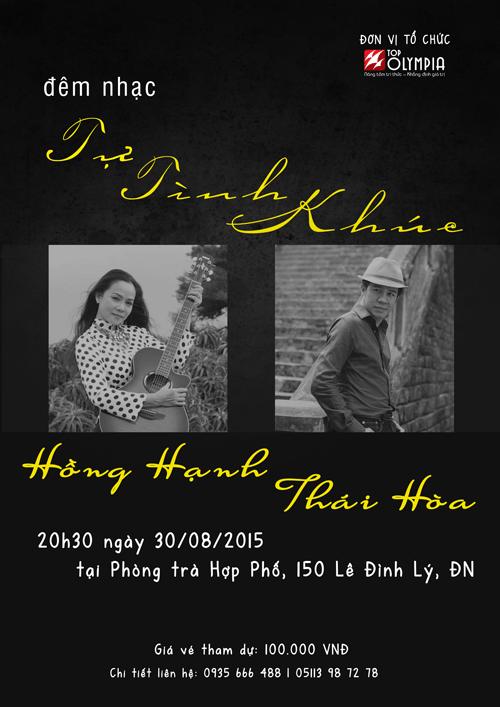 Tự Tình Khúc -  Thái Hòa & Hồng Hạnh