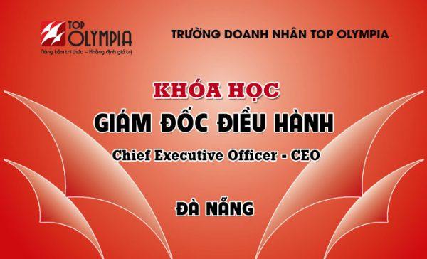 Khóa học Giám đốc điều hành - CEO tại Đà Nẵng