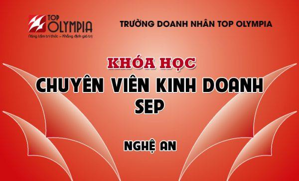 Khóa học Chuyên viên kinh doanh - SEP tại Nghệ An
