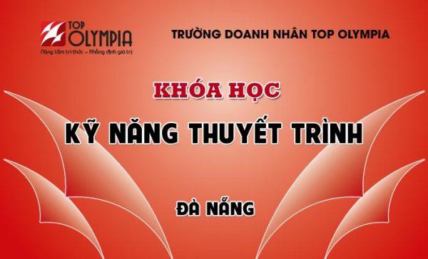 Khóa học kỹ năng thuyết trình tại Đà Nẵng