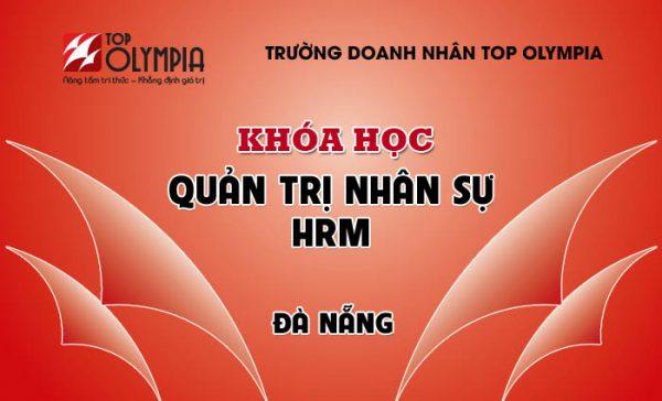 Khóa học Quản trị nhân sự – HRM tại Đà Nẵng