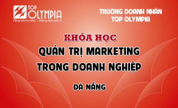 Khóa học Quản trị Marketing tại Đà Nẵng