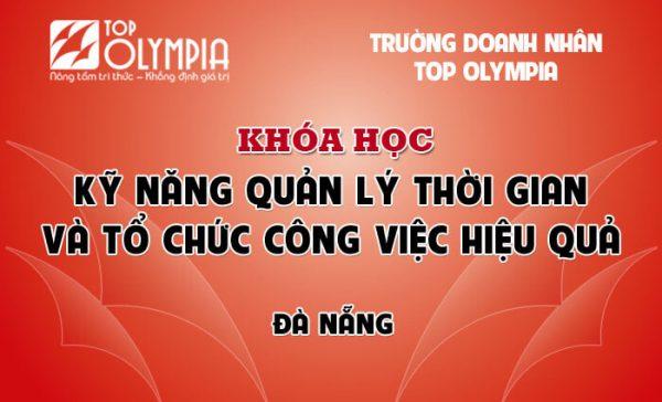 Khóa học Quản lý thời gian và tổ chức công việc hiệu quả tại Đà Nẵng