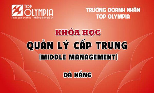 Khóa học Quản lý cấp trung tại Đà Nẵng