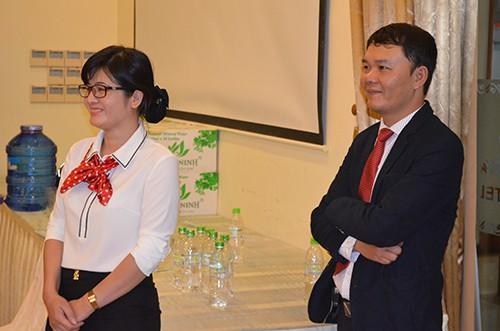 Ông Cao Văn Thi và Bà Nguyễn Thị Huê