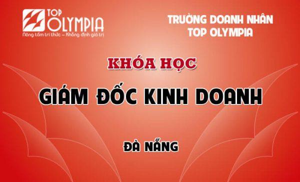Khóa học Giám đốc kinh doanh - CCO tại Đà Nẵng