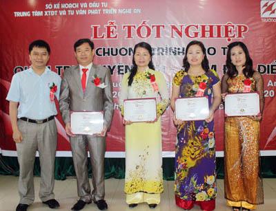 42 học viên tốt nghiệp khóa quản trị chuyên sâu CEO tại Nghệ An