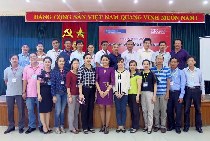 Xây dựng Văn Hóa Doanh nghiệp tại Diags Đà Nẵng