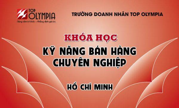Khóa học Kỹ năng bán hàng tại Hồ Chí Minh