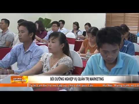 Thời sự DRT Đà Nẵng về lớp Quản trị Marketing (09/2015)
