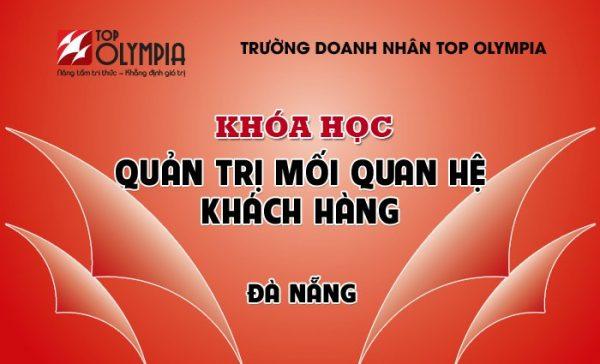 Khóa học Quản trị mối quan hệ khách hàng tại Đà Nẵng