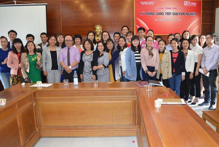 Nâng cao kỹ năng giao tiếp cho CBCC nhà nước tại Huế