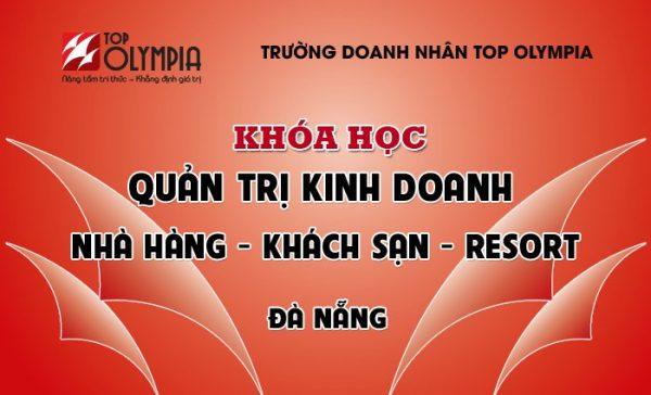 Khóa học Quản trị Nhà hàng Khách Sạn tại Đà Nẵng