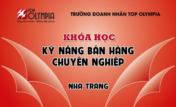 Khóa học Kỹ năng bán hàng tại Nha Trang