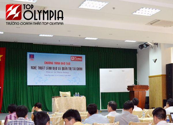 Đào tạo nghệ thuật lãnh đạo và quản trị tài chính tại CNG Vũng Tàu