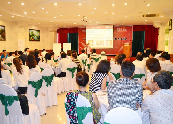 Khai giảng khóa học Kỹ năng bán hàng chuyên nghiệp tại Đà Nẵng