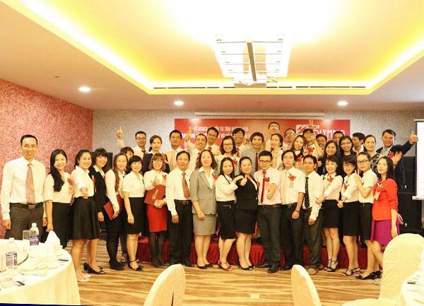 Bế giảng chương trình đào tạo các Kỹ năng quản trị doanh nghiệp tại Khánh Hòa