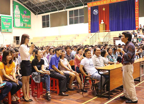 Tổ chức hội thảo Định vị bản thân Tư duy và Khởi nghiệp tại Khánh Hòa