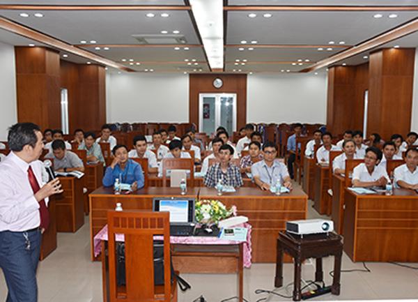 Tổ chức chương trình Bồi dưỡng Kỹ năng quản lý tại Viễn thông Khánh Hòa