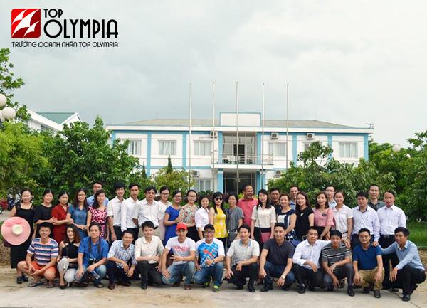 Tổ chức Teambuilding và Gala Dinner lớp CEO K08 Nghệ An