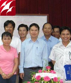 Thạc sĩ Nguyễn Hoàng Vĩnh Lộc