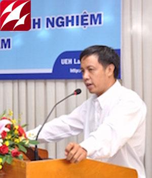 Tiến sĩ Trần Huỳnh Thanh Nghị