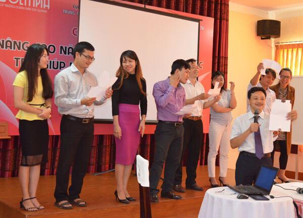 Tổ chức chương trình Nâng cao năng lực cán bộ làm công tác trợ giúp phát triển DNNVV tại Đăk Lăk