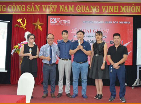 Khai giảng lớp CEO - Giám đốc điều hành đầu tiên tại Thanh Hoá