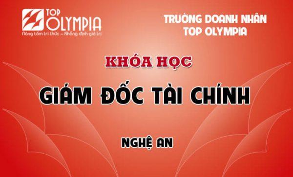 Khóa học Giám đốc tài chính CFO tại Nghệ An