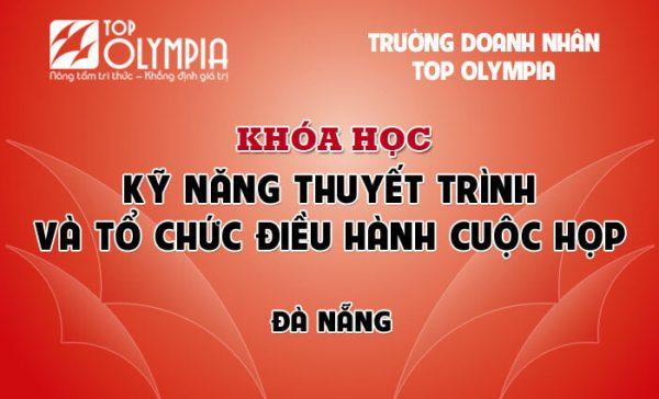 Khóa học Kỹ năng thuyết trình và tổ chức cuộc họp hiệu quả tại Đà Nẵng