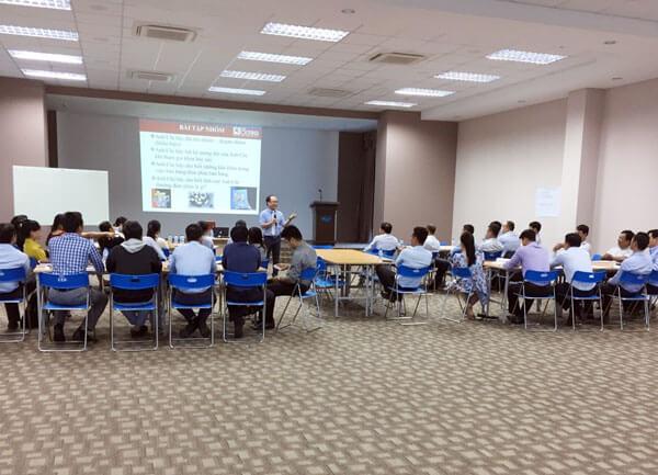 Tổ chức khóa Kỹ năng đàm phán thương lượng và thuyết phục chuyên nghiệp tại VSIP Quảng Ngãi