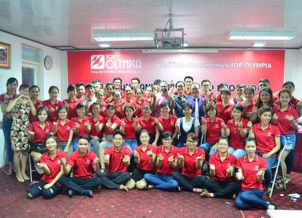Tổ chức chương trình đào tạo Kỹ năng giao tiếp và làm việc nhóm cho CBCNV công ty Lovepop Việt Nam