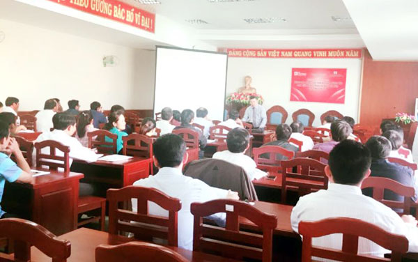 Tổ chức khóa Kỹ năng quản lý thời gian và tổ chức công việc hiệu quả cho Cán bộ tại Gia Lai