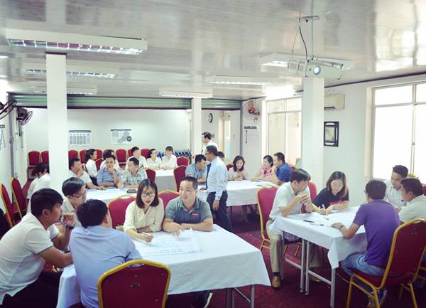 Tổ chức khai giảng lớp Giám đốc Điều hành CEO K44 tại Đà Nẵng