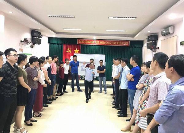 GV – ThS. Nguyễn Duy Kha giảng dạy