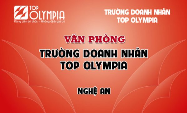 Văn Phòng Top Olympia tại Nghệ An