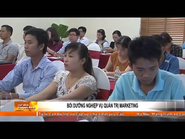 Thời sự NTV về buổi Quản trị sự thay đổi – xây dựng tư duy chiến lược mới trong hội nhập