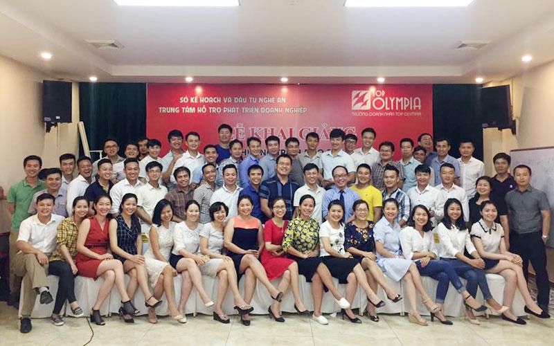 CEO 10 Nghệ An