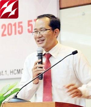 Thạc sĩ Nguyễn Anh Vũ
