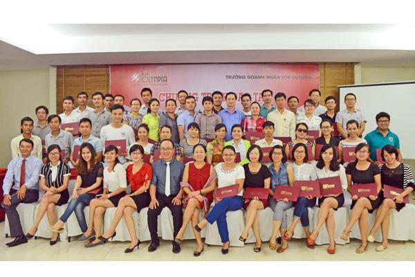 Hình ảnh các lớp Giám đốc điều hành