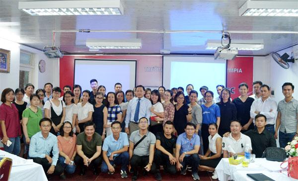 Khai giảng các lớp CEO, MM, HRM tại Đà Nẵng