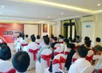 Tổ chức khai giảng Khóa Giám đốc điều hành CEO 02 tại Hội An